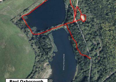 P. Oxborough - Route 14 (1 mile)