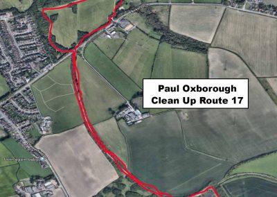 Paul Oxborough - Route 17 (2.2 miles)